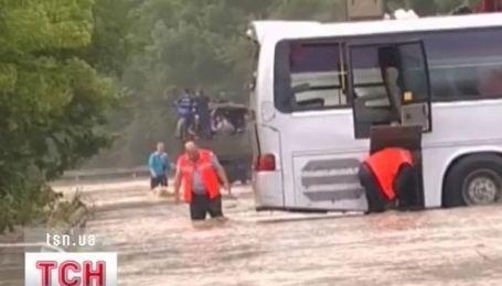 Наводнение на Кубани забирает человеческие жизни
