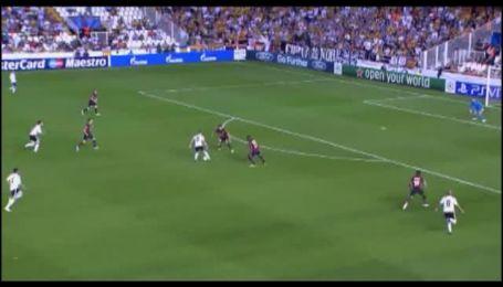 Валенсия - Лилль - 2:0. Обзор матча