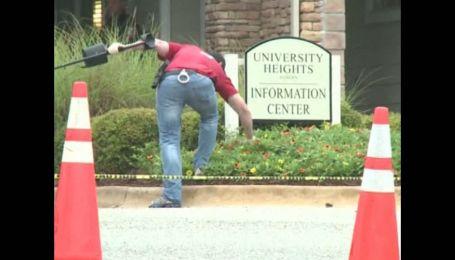 У житловому комплексі Алабамського університету вбили трьох людей