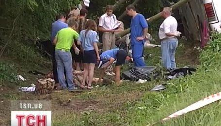 14 российских паломников погибли в страшной аварии под Черниговом