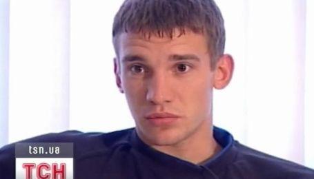 Андрей Шевченко объявил о завершении карьеры в сборной Украины