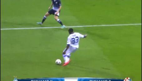 Динамо Київ - Динамо Загреб - 2:0. Огляд матчу