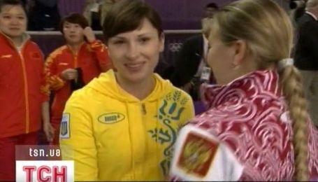 Первая медаль украинских олимпийцев в Лондоне