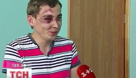 На Крещатике жестоко избили голландского болельщика