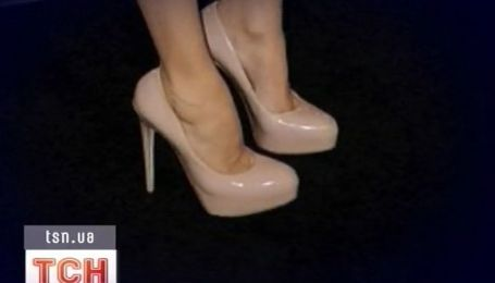 Тренд тижня: взуття тілесного кольору