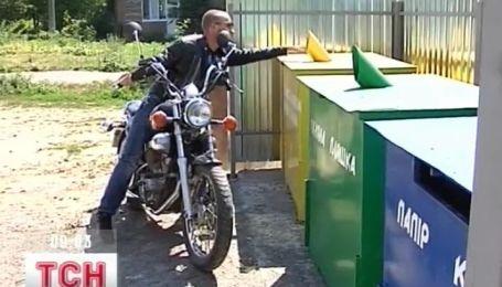 Украина может утонуть в мусоре