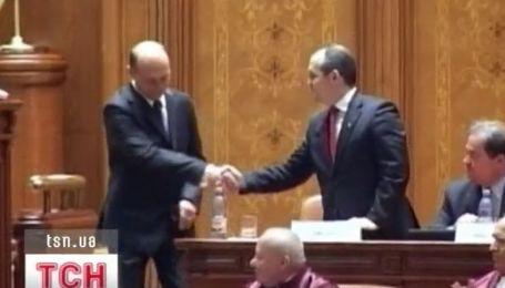 Румыния решает судьбу президента Траяна Басеску
