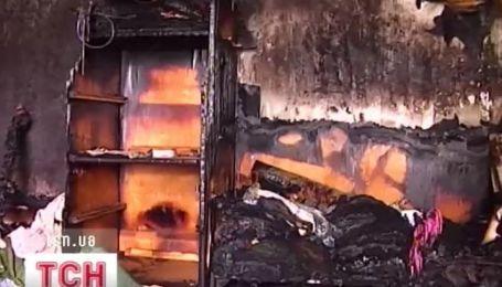 Ночной пожар в Одессе забрал жизни супругов пенсионеров