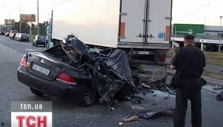 ДТП в Киеве: четыре человека погибли
