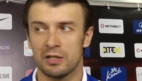 Шовковский - откровенно о бардаке в Динамо