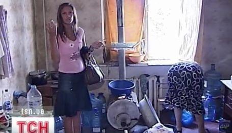 В одном из киевских домов люди не живут, а выживают