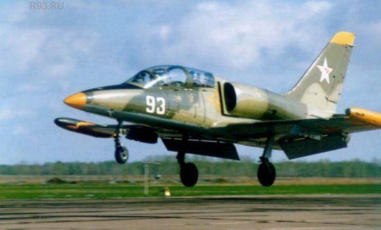 В Азовському морі знайшли парашут пілота російського Л-39 - ЗМІ