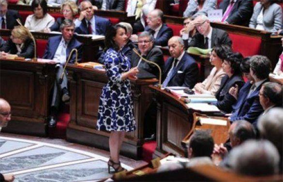 Міністр Франції Сесіль Дюфло