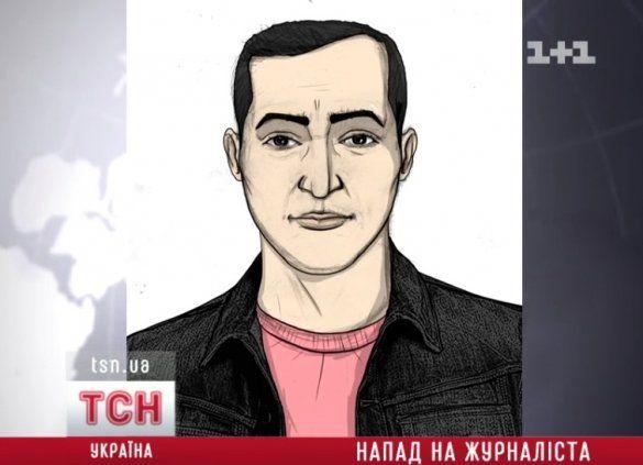 """Чоловік, який напав на журналіста програми """"Гроші"""""""