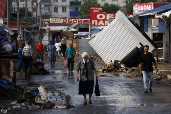 Наслідки повені на Кубані, Кримськ_23