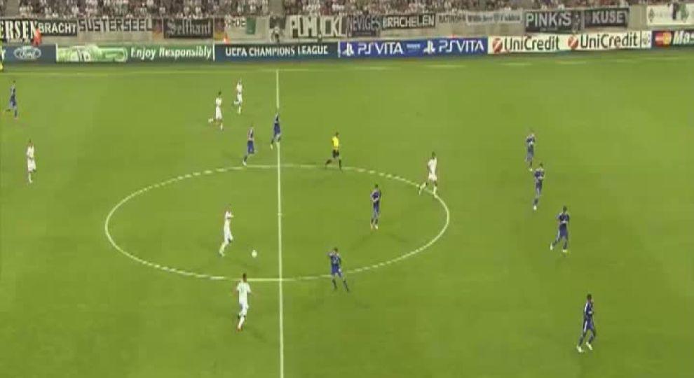 Боруссия динамо обзор матча