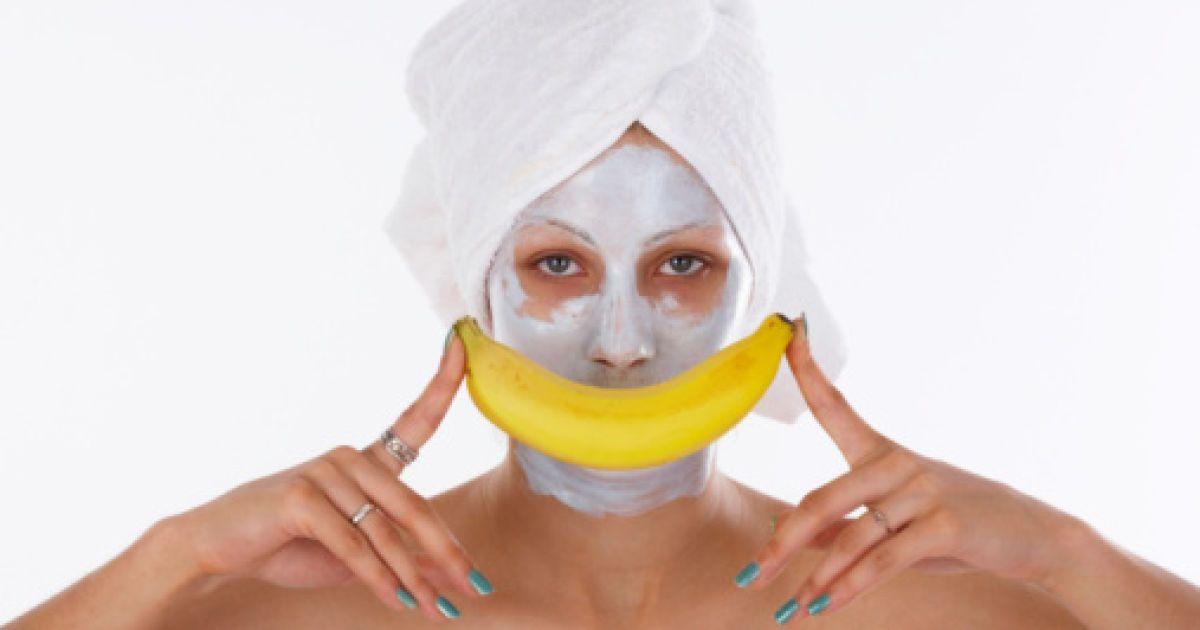 Банановая маска – лучшее средство от морщин - Новости - TCH.ua