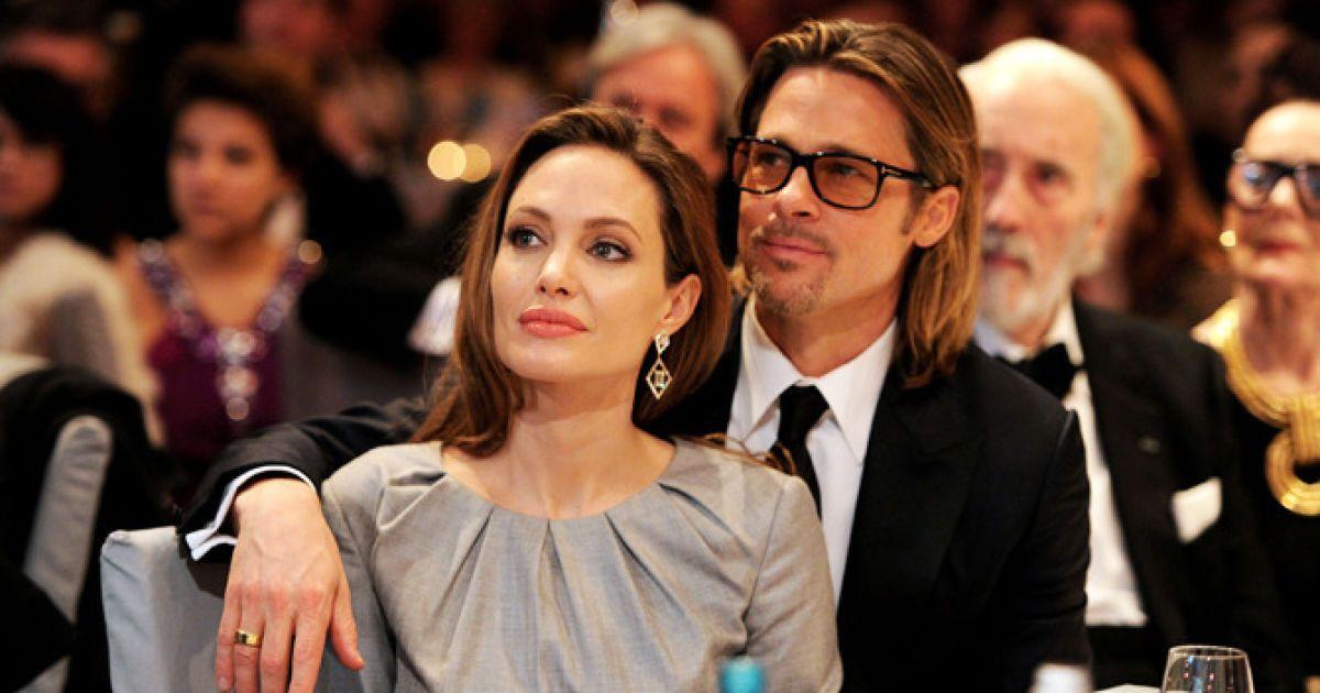 Angelina jolie brad pitt news