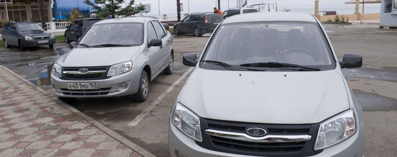 В России произошло ДТП с 12 пострадавшими. 10 из них были пассажирами Lada Granta