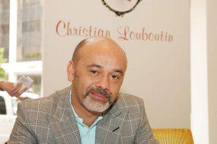Кристиан Лубутен выпустит книгу о своей жизни