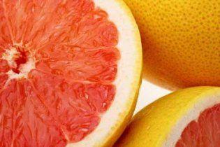 Грейпфрут действительно способствует похудению - американские ученые