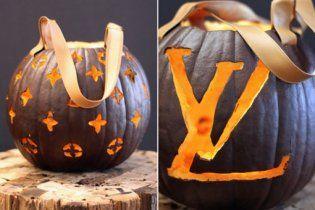 Креативные тыквы к Хэллоуину (Фото)