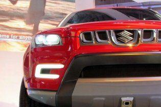 В Индии показали новый Suzuki Jimny
