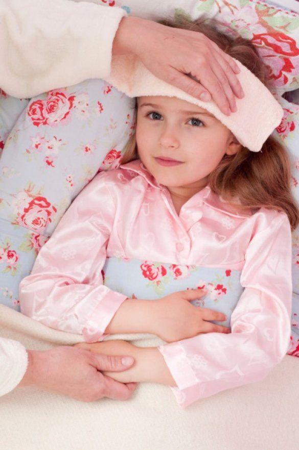 Как не пропустить воспаление легких у ребенка