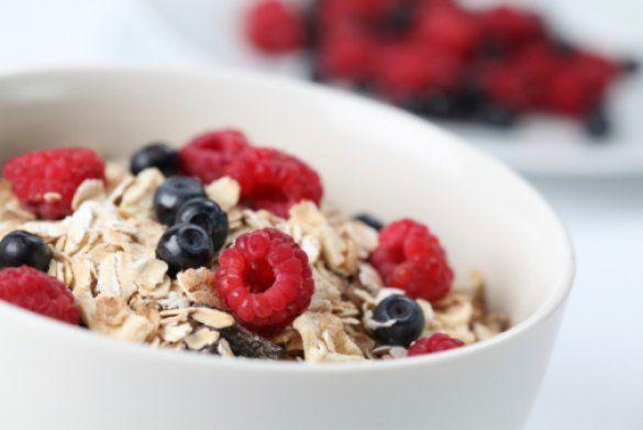 Завтрак полезный