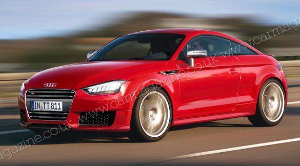 В 2014 году выйдет следующий Audi TT_1