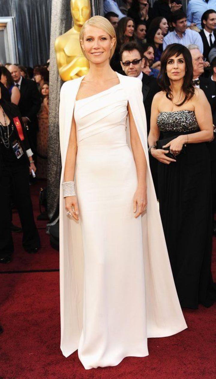 Гвинет Пэлтроу в платье от Tom Ford