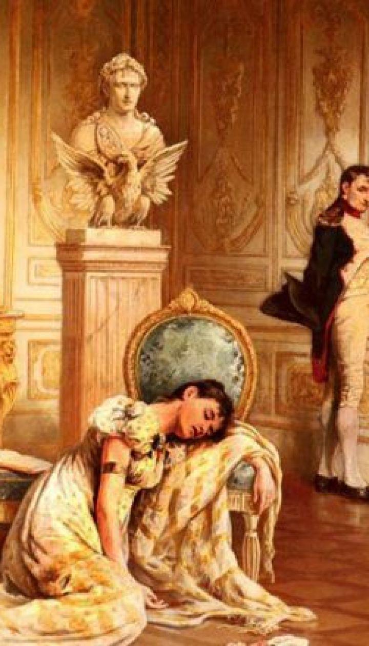 Ласлетт Джон Пот. Прощание Наполеона с Жозефиной