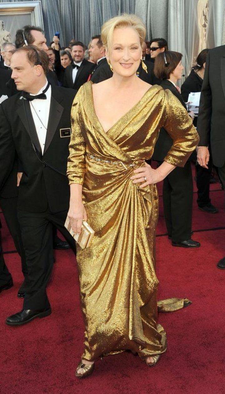 Мерил Стрип в Lanvin @ celebrity-gossip.net