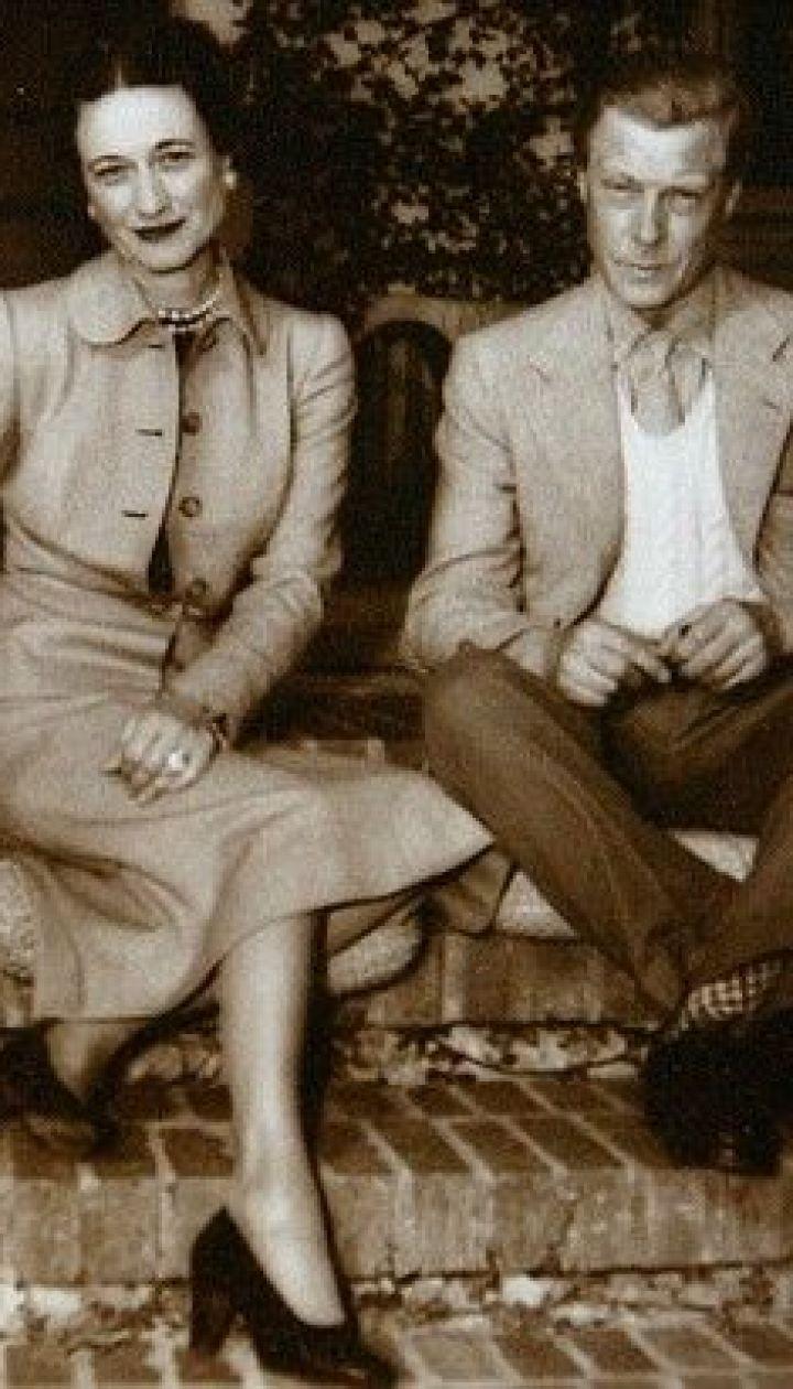 Эдуард VIII и Уоллис Симпсон