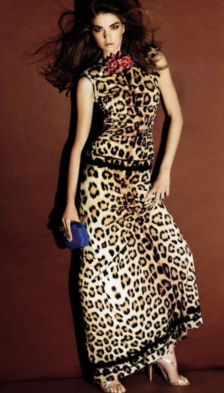 тут так модные леопардовые платья фото так переживаете