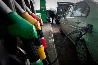 Сколько стоит заправить авто на АЗС утром 18 ноября