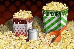 Сколько калорий можно съесть за киносеанс
