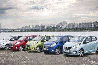 Топ-5 самых дешевых автомобилей в Украине