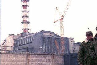 В Чернобыле строят новый саркофаг