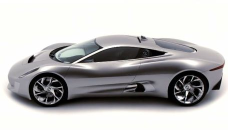 Jaguar C-X75 выиграл премию Louis Vuitton