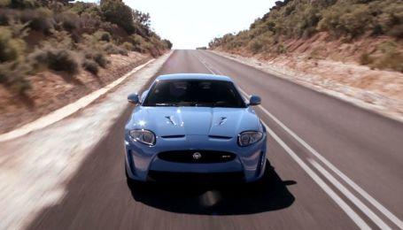 Jaguar XKR-S: официальное промовидео
