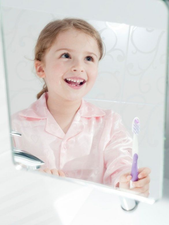Как вырастить ровные зубы у ребенка
