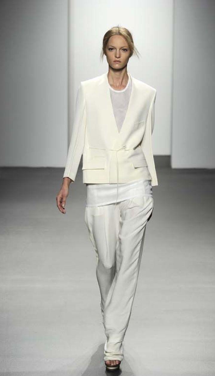Calvin Klein прет-а-порте весна-лето 2011 (East News)