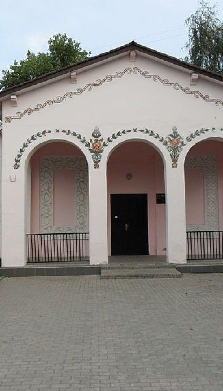 Краеведческий литературно-мемориальный музей им.Давида Гурамишвили