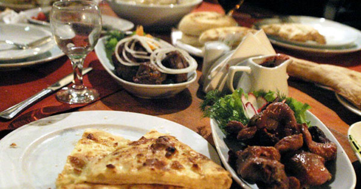 Щедрість грузинської душі. Фото countries.turistua.com