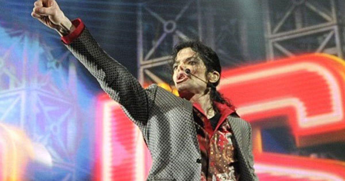 Майкл Джексон @ Daily Mail