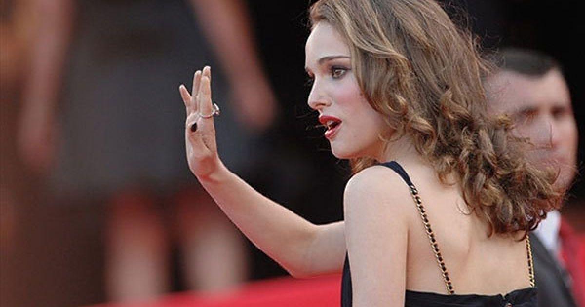 Наталі Портман зіграє балерину в новому фільмі Даррена Аронофскі @ Daily Mail