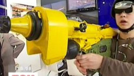 Українська зброя стає популярною
