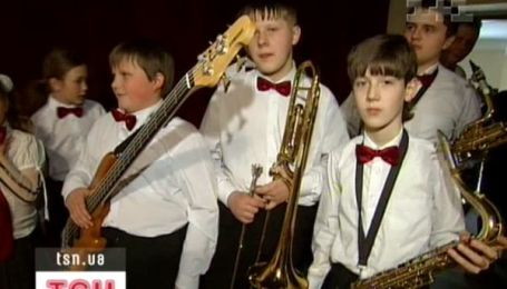 Дитяча джаз-бандочка