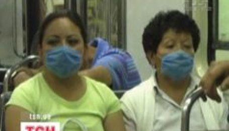 Свинячий грип в Європі